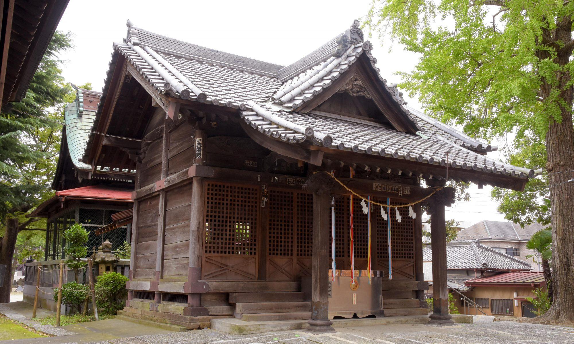 瀬崎 淺間神社